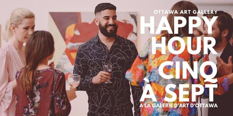 Happy Hour | Cinq à sept tickets
