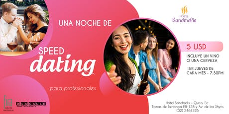 Speed Dating | Quito entradas
