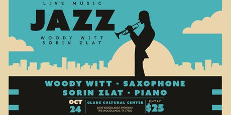 Jazz with Woody Witt and Sorin Zlat tickets