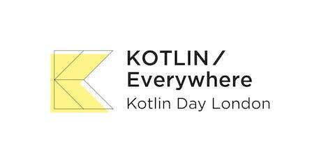 Kotlin/Everywhere - Kotlin Day - London tickets