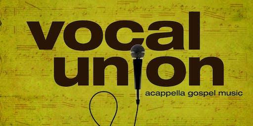 Vocal Union Acappella Concert