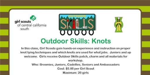 Outdoor Skills: Knots - Madera