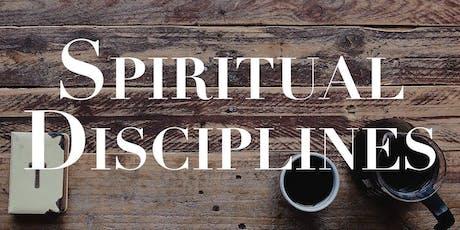 Triumph's Foundations II: Spiritual Disciplines - Oct 2019 (Redford) tickets