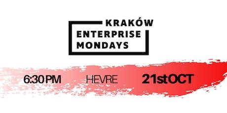 Kraków Enterprise Mondays #25 tickets