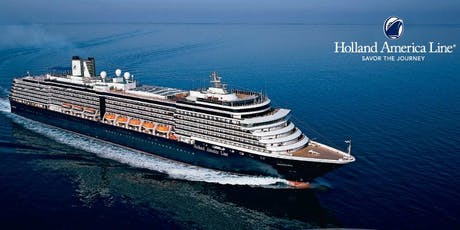Cruise Night with Holland America Line tickets