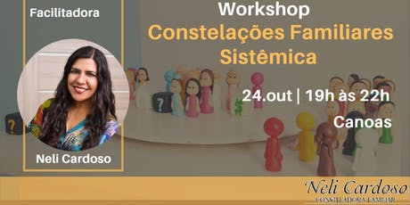 Workshop - Constelação Familiar Sistêmica ingressos