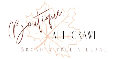 Boutique Fall Crawl tickets