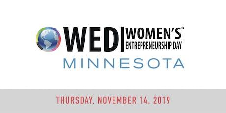 Women's Entrepreneurship Day Minnesota 2019 (WEDMN2019) tickets