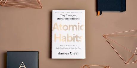 Atomic Habit Building - FOCUS Friday tickets