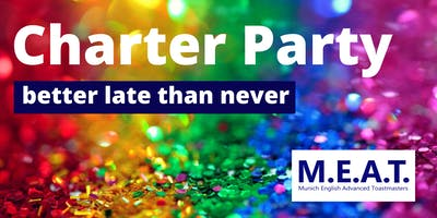 Charter-Party better late than never