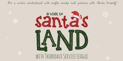 A Visit to Santa's Land