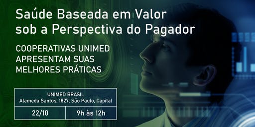 Case Meeting Unimed Brasil: Value-based Healthcare