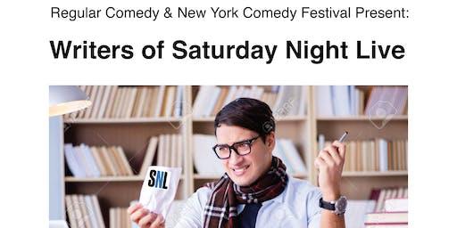 Regular Comedy x NY Comedy Festival Present: Writers Of Saturday Night Live