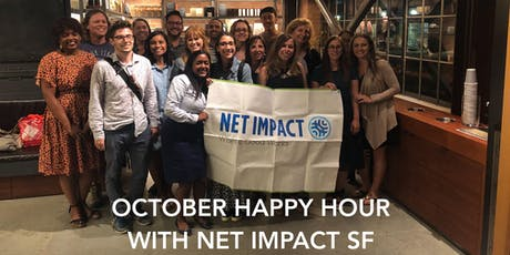 October Happy Hour with Net Impact SF tickets