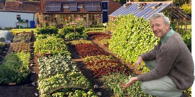 Charles Dowding 'No Dig Gardening' talk on 27 Feb 2020