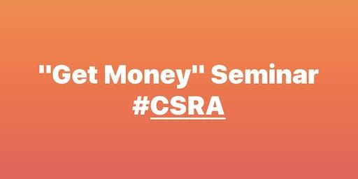 CSRA Get Money Seminar
