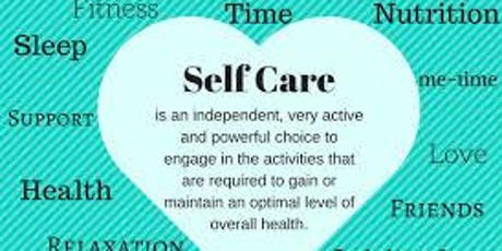 SWAG Me, Myself & I Self Care Workshop tickets