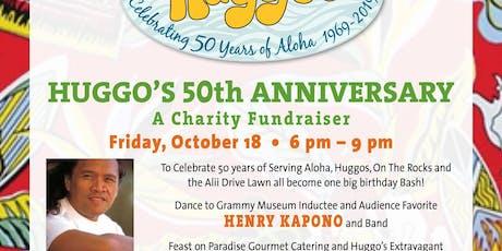Huggo's 50th Anniversary Celebration! tickets