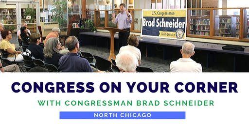 Congress On Your Corner: North Chicago