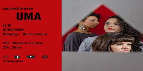 UMA  na Audio Rebel ingressos
