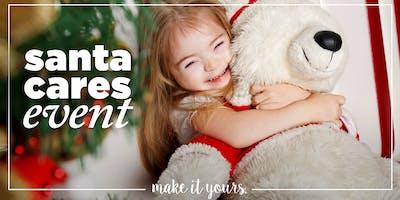 Santa Cares at Post Oak Mall