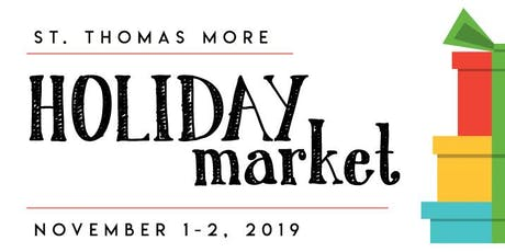 St Thomas More Holiday Market tickets