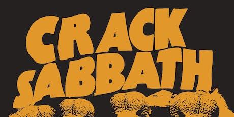 Crack Sabbath tickets