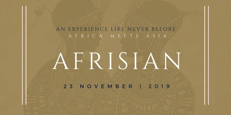Afrisian Supper Club tickets
