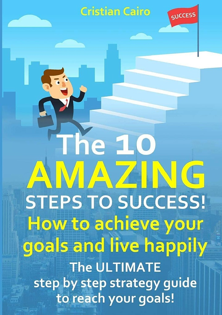 Reach your Goal in 10 Steps! image