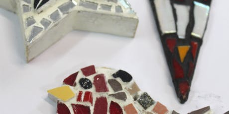 Mosaic Decorations Workshop at Queenies, Huddersfield tickets