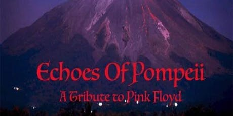 Echoes of Pompeii  live at The Art tickets