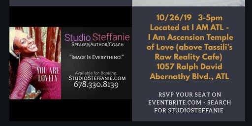 StudioSteffanie's Book-Writing Seminar!