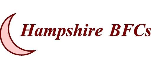 FREE Antenatal Breastfeeding session Thurs 16th April 2020 at Basingstoke hospital