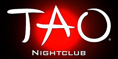 Tao Nightclub Takeover Saturdays tickets