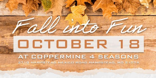 Fall Into Fun at Coppermine 4 Seasons