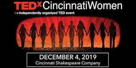 TEDxCincinnati Women tickets