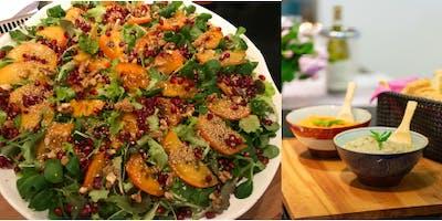 Corso di cucina con Orsola Carrain - Menu Vegetariano d'Autunno