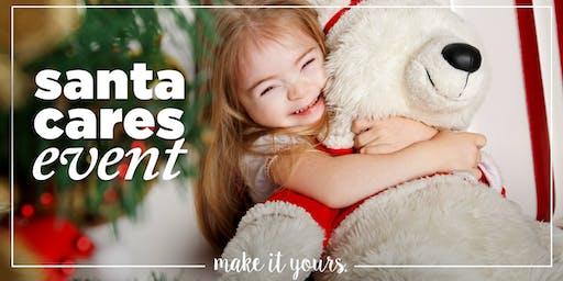 Santa Cares at Richland Mall