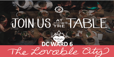 DC Ward 6 Lovable City Civic Dinner + Conversation tickets