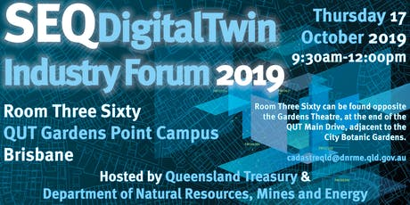 SEQ Digital Twin Industry Forum 2019 tickets