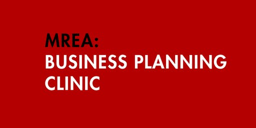 Business Planning Clinic with Keith Alba