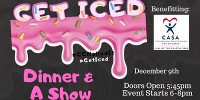 "Get Iced! - Corpus' Own Version of ""Nailed It"" - Benefitting CASA of the CB"