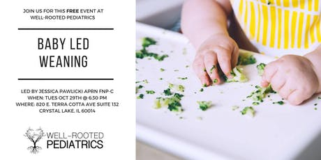 Baby Led Weaning Intro Class tickets