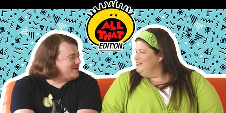 Nostalgia Personified with Danny Tamberelli and Lori Beth Denberg tickets