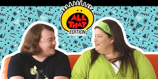 Nostalgia Personified with Danny Tamberelli and Lori Beth Denberg