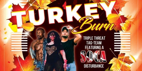 Body Party Fitness Presents: Turkey Burn 2019 tickets
