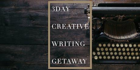 Creative Writing Getaway tickets