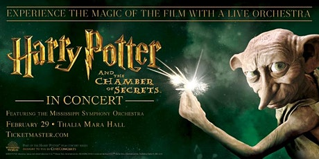 Harry Potter and the Chamber of Secrets™ in Concert tickets
