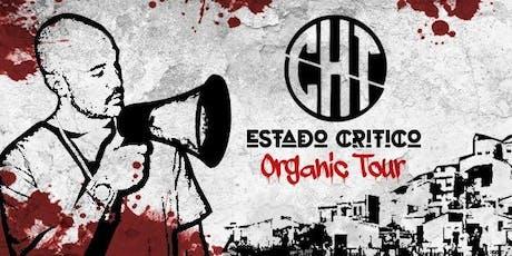 Chico Tadeu na Audio Rebel ingressos
