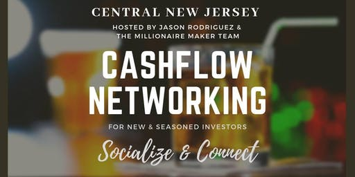 Central NJ: Real Estate CashFlow Networking